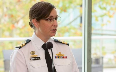 LCDR Jacqueline Dew – How to get the most out of TFTC