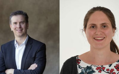 Lars Opperman and Phillipa Crane – Mentor/Mentee Reflection